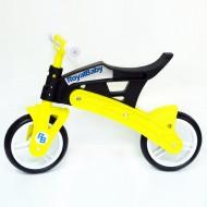 Беговел Royal Baby DKB7500 черно-желтый