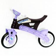 Беговел Royal Baby DKB7500 коричнево-фиолетовый