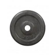 Диск обрезиненный 2,5 кг HouseFit R-2,5