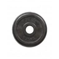 Диск обрезиненный 1,25 кг HouseFit R-1,25