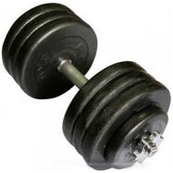 Гантель наборная стальная 36 кг Newt