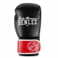 Боксерские перчатки BENLEE CARLOS 199155 BLK/RED/WHITE