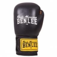 Боксерские перчатки BENLEE EVANS 199117 BLK