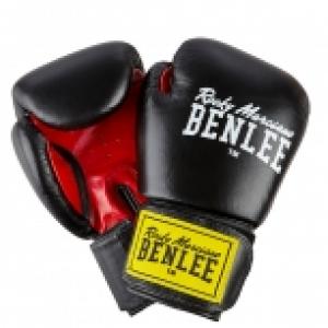 Боксерские перчатки BENLEE FIGHTER 194006 BLK/RED