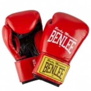 Боксерские перчатки BENLEE FIGHTER 194006 RED/BLK