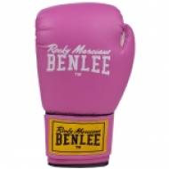 Боксерские перчатки BENLEE RODNEY 194007 PINK/WHT