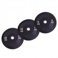 Бамперные диски Rising Bumper Plates PL37-10 кг