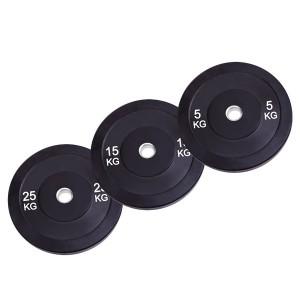 Бамперные диски Rising Bumper Plates PL37-20