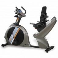 Горизонтальный велотренажер EUROFIT 8010