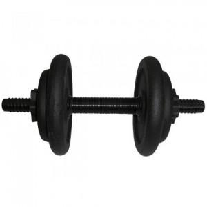 Гантель наборная стальная Newt 9 кг