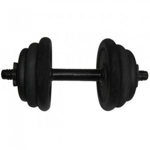 Гантель наборная стальная Newt 13 кг