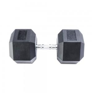 Гантель гексагональная InterAtletika 45 кг MD2102-45