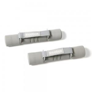 Гантель с мягкой ручкой Reebok RAWT-11060BL 0.5 кг