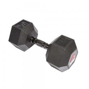 Гантель гексагональная Reebok 17,5.кг RSWT-11175