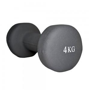 Гантель неопреновая Fitex MD2015-4N 4 кг