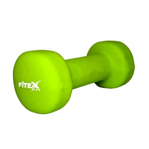 Гантель неопреновая Fitex MD2015-2N 2 кг