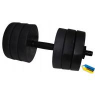 Гантель наборная Newt Rock 15 кг