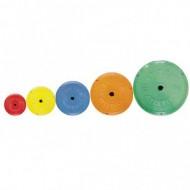 Диск InterAtletika SТ 521-2 1 кг