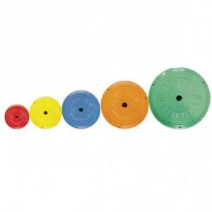 Диск InterAtletika SТ 521-3 2,5 кг