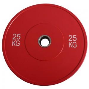 Диск бамперный Explode PP227-25 25 кг