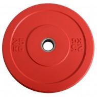 Диск бамперный Explode PP227-25-N 25 кг