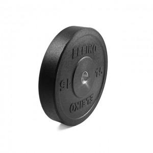 Диск Eleiko амортизирующий XF 15 кг черный 3002219-15