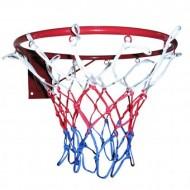 Кольцо баскетбольное Newt 300 мм сетка в комплекте NE-BAS-R-030G