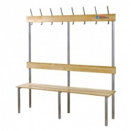Скамейка гардеробная удлиненная InterAtletika ST602