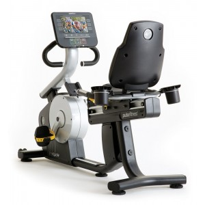 Горизонтальный велотренажер Pulse Fitness 250G
