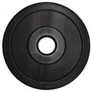 Диск олимпийский композитный в пластиковой оболочке Newt Rock Pro 1,25 кг NE-PL-OL-1