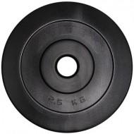 Диск олимпийский композитный в пластиковой оболочке Newt Rock Pro 2,5 кг NE-PL-OL-2