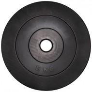 Диск олимпийский композитный в пластиковой оболочке Newt Rock Pro 5 кг NE-PL-OL-5