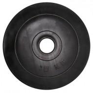 Диск олимпийский композитный в пластиковой оболочке Newt Rock Pro 10 кг NE-PL-OL-10
