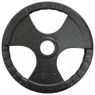 Диск олимпийский с хватами Newt 2.5 кг TI-N-02.5
