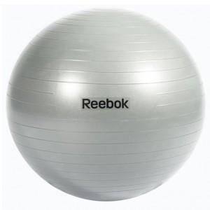 Гимнастический мяч Reebok RAB-11016GR - 65 см серый