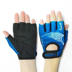 Женские тренировочные перчатки Stein Rouse GLL-2317 blue