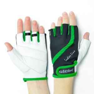 Женские тренировочные перчатки Stein BETTY GLL-2311 green