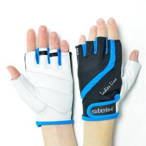 Женские тренировочные перчатки Stein BETTY GLL-2311 blue