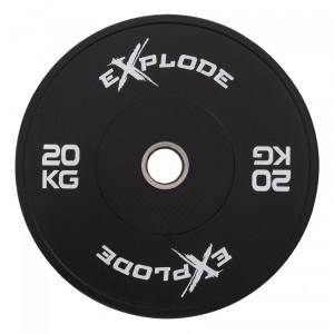 Диск бамперный Explode PP207-20 20 кг